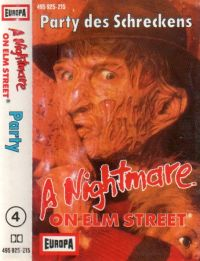 A nightmare on Elm Street -4- Party des Schreckens - MC