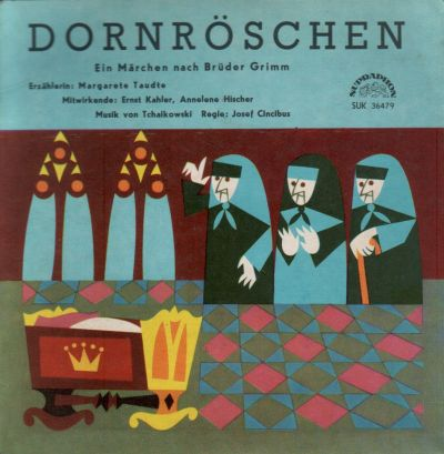 Dornröschen - Spranphon - EP