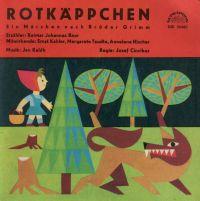 Rotkäppchen - Supraphon - 2 EP