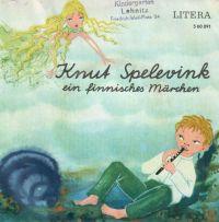 Knut Spelevink - Litera - EP