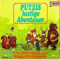 Putzis lustige Abenteuer - LP