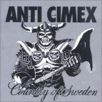 Anti Cimex ‎– Country Of Sweden - grey - LP
