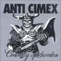 Anti Cimex – Country Of Sweden - grey - LP