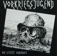 Vorkriegsjugend - Die letzte Schlacht - LP