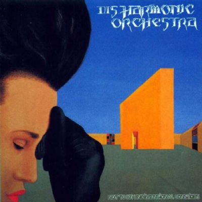 Disharmonic Orchestra – Not To Be Undimensional Conscious - LP