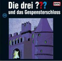 Drei ???, die -011- und das Gespensterschloss - Pic LP