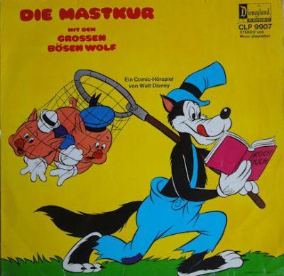 Mastkur, Die - Mit Dem Grossen Bösen Wolf - LP