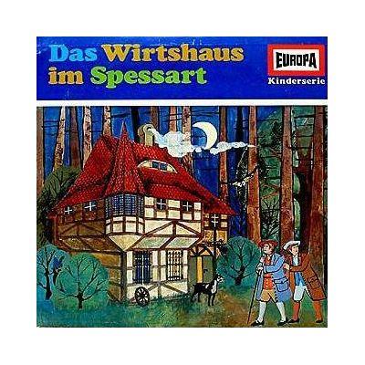 Wirtshaus im Spessart, Das - E 209 - LP