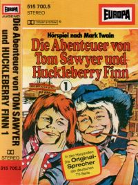 Abenteuer von Tom Sawyer und Huckleberry Finn, Die -1- MC