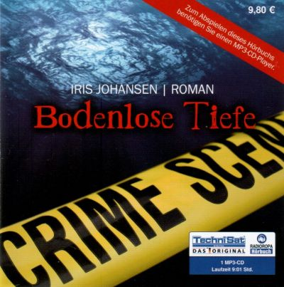Iris Johansen - Bodenlose Tiefe - CD