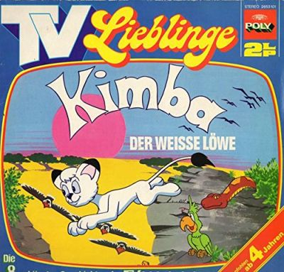 Kimba, der weisse Löwe - TV Lieblinge - Do LP