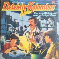 Detektiv Kolumbus & Sohn -2- Marken, Blüten Und Zwei Schräge Vögel - LP