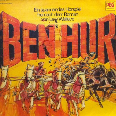 Ben Hur - Peg - LP