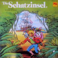 Schatzinsel, Die - PEG - LP