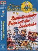 Sandmännchens Reise mit der Liederbahn - MC