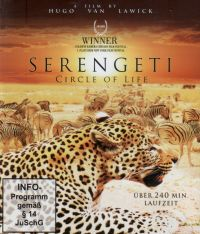 Serengeti - Circle of life - blue-ray Disc