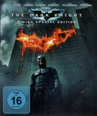 Batman - The dark knight - blue-ray Disc