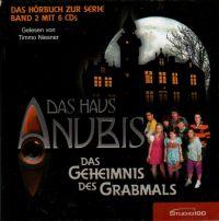 Das Haus Anubis - Hörbuch Band 2 - 6 CD Box
