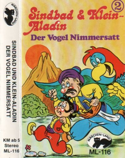 Sindbad & Kein-Aladin -2- Der Vogel Nimmersatt - MC