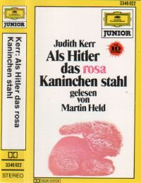 Als Hitler das rosa Kaninchen stahl - MC