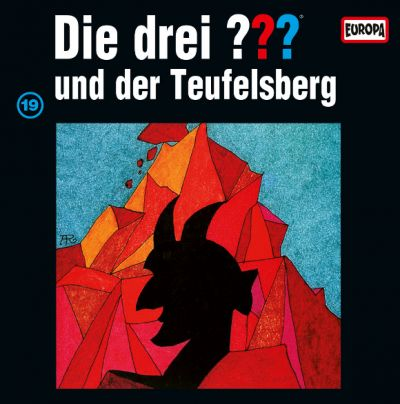 Drei ???, die -019- und der Teufelsberg - Pic LP