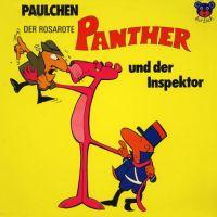 Paulchen Panther Und Der Inspektor - LP