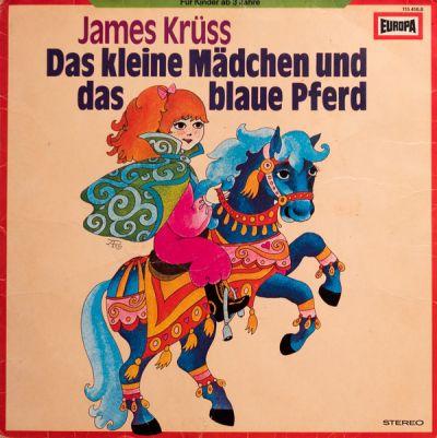 Kleine Mädchen Und Das Blaue Pferd , Das - LP