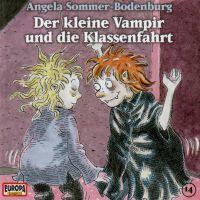 Kleine Vampir, Der -14- und die Klassenfahrt - CD