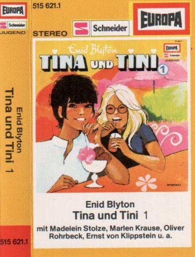 Tina und Tini -1- finden den geheimnisvollen Schatz - MC