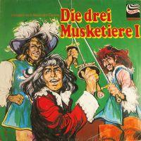 Drei Musketiere, Die -1- Zebra - LP