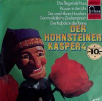 Hohnsteiner Kasper 4, Der - LP