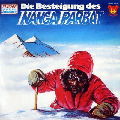 Besteigung Des Nanga Parbat, Die - LP
