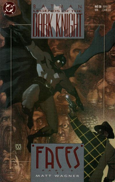 Batman - Legends of thr dark knight - No.30 - Comic