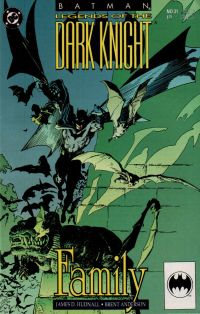 Batman - Legends of thr dark knight - No.31 - Comic