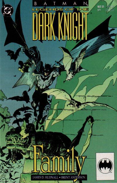 Batman - Legends of thr dark knight - No.31 - Comic