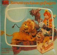 Augsburger Puppenkiste - Kommt ein Löwe geflogen - LP