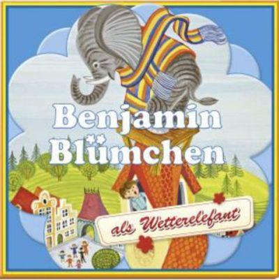 Benjamin Blümchen - als Wetterelefant - LP