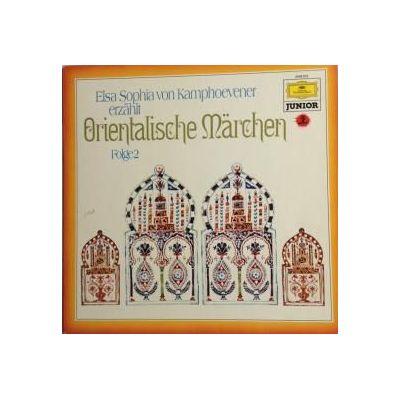 Orientalische Märchen Folge 2 - LP