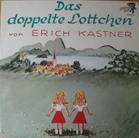 doppelte Lottchen, das - von Erich Kästner - LP