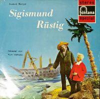 Sigismund Rüstig - LP