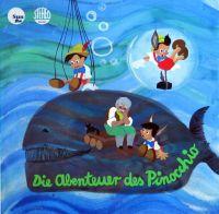 Pinocchio - Die Abenteuer Des Pinocchio - LP