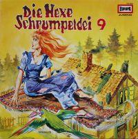 Hexe Schrumpeldei, Die -9- Und Der Fliegende Teppich - LP