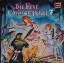 Hexe Schrumpeldei, DIe -7- Und Die Walpurgisnachthexerei - LP