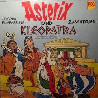 Asterix - und Kleopatra - 2. Abenteuer - LP
