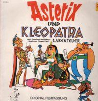 Asterix und Kleopatra - 1. Abenteuer - LP