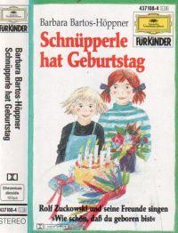 Schnüpperle hat Geburtstag - MC