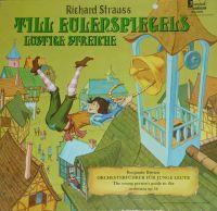 Till Eulenspiegels lustige Streiche - Richard Strass - Disney - LP