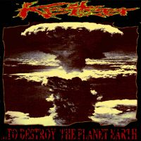 Keitzer – ... To Destroy The Planet Earth - LP