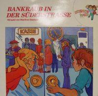 Bankraub in der Süderstrasse - unsere welt - LP
