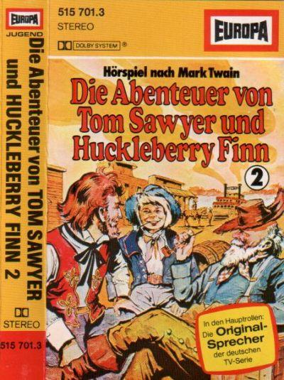 Abenteuer von Tom Sawyer und Huckleberry Finn -2- MC